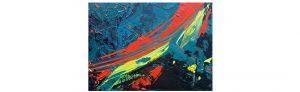 KAN - RoseMarie Condon - Acrylics - Abstract