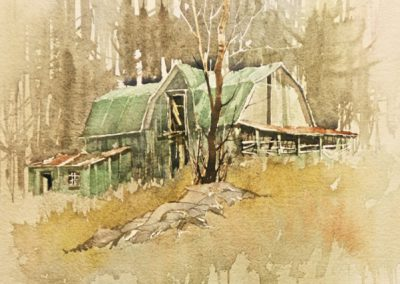 KAN Class 2020 - Watercolors with David Greaves - David Greaves