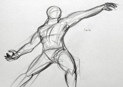 KAN Class - Introduction to Sketching - Markus Leydolt